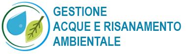 GESTIONE ACQUE E RISANAMENTO AMBIENTALE