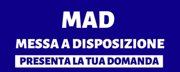 MAD -massa a disposizione
